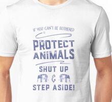 Protect Animals Unisex T-Shirt