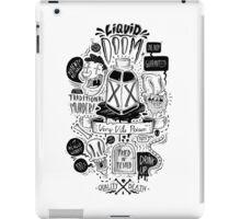 Liquid Doom iPad Case/Skin