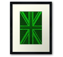 Grass Britain Framed Print