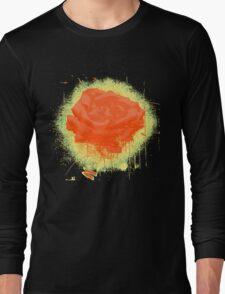 Vintage Red Rose Fine Art Tshirt T-Shirt