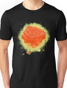 Vintage Red Rose Fine Art Tshirt Unisex T-Shirt