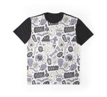 Doom & Gloom Alternative Graphic T-Shirt