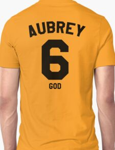 "Drake Jersey ""Aubrey"" Unisex T-Shirt"