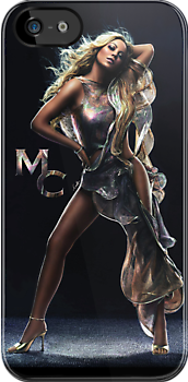 Mariah Carey - The Emancipation of Mimi: iPhone 4 & iPod Touch 4G Case Design by Creat1ve