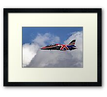 BAe Hawker Siddeley Hawk T.1A No 208(R) Sqn XX263 Framed Print