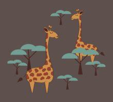 Giraffes Kids Clothes