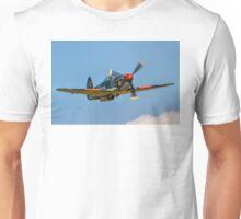 Yakovlev Yak-9UM yellow 06 HB-RYA Unisex T-Shirt