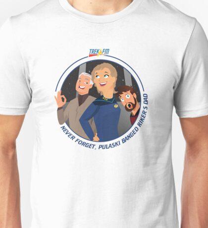 Trek.fm: Pulaski (Light) T-Shirt