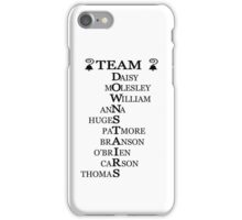 Team Downstairs (Originals) iPhone Case/Skin