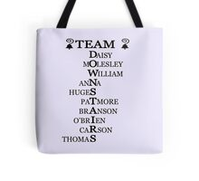 Team Downstairs (Originals) Tote Bag