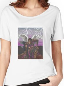 Archangel Uriel Women's Relaxed Fit T-Shirt