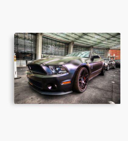 Shelby GT500KR Canvas Print