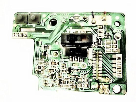 Circuit board by Wintermute69