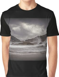 Wintry Graphic T-Shirt