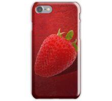 tasty.. Strawberry iPhone Case/Skin