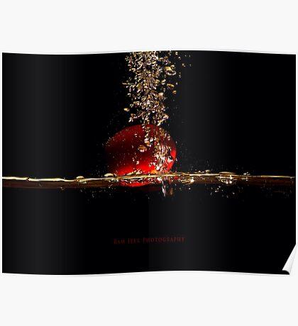 Tomato Splash.. Poster