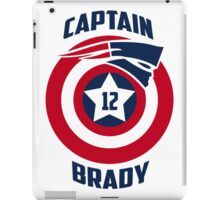 Captain Brady iPad Case/Skin