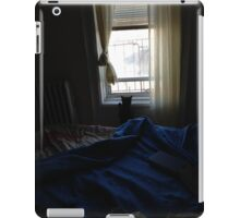 Black Cat With Aspirations iPad Case/Skin