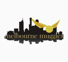 Melbourne Muggles - Classic by acidintimacy