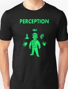 Fallout - S.P.E.C.I.A.L. Perception green T-Shirt