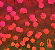 Bubble lamps by Teemu