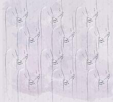 Holding Hands by Daria Nakelska