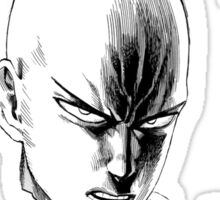 Saitama - One Punch Man Sticker