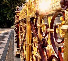 Kensington Railing by Wintermute69