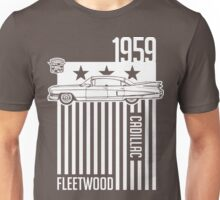 1959 Cadillac Sixty Special Fleetwood illustration Unisex T-Shirt