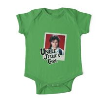 Uncle Jessie's Girl One Piece - Short Sleeve