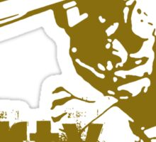 Dirty Blondie Deluxe Sticker