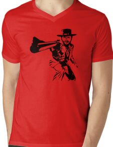 Dirty Blondie Mens V-Neck T-Shirt