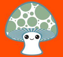 Cute Mushroom Kids Clothes