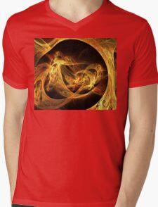 Epoch Mens V-Neck T-Shirt