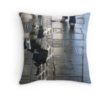 Pointed Throw Pillow
