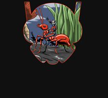 Scott Lang Crossing The Back Yard Unisex T-Shirt