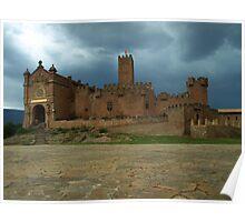 San Javier Castle Poster