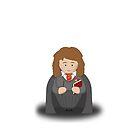 Cartoon Hermione by EF Fandom Design