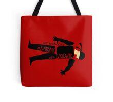 Anatomy of a Vigilante Tote Bag