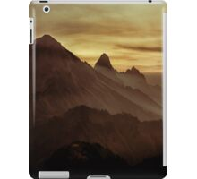 Moody Valley iPad Case/Skin