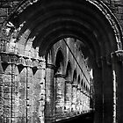 gothic arch by Neil Messenger
