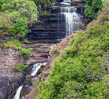 Waterfall by JPassmore
