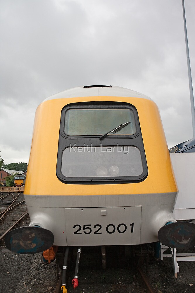 British Rail Class 252 by Keith Larby