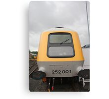 British Rail Class 252 Canvas Print