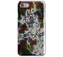 Lichen Fractal iPhone Case/Skin
