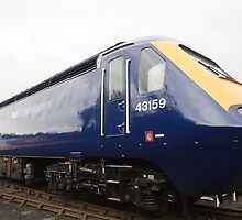 First Great Western 43159 Class 43 HST  power car by Keith Larby