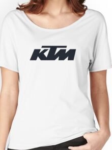 KTM Women's Relaxed Fit T-Shirt