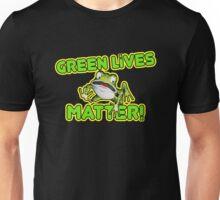 Green Lives Matter Unisex T-Shirt