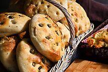 Olive Bread by Susie Peek