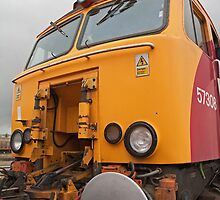 """Virgin Trains Class 57/3 57308 """"Tin Tin"""" by Keith Larby"""